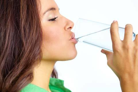 drinking enough water for health reasons